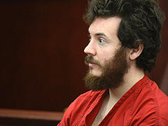 death penalty plans for accused 'batman' shooter